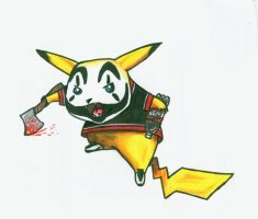 Pika chop your head off by pucksgryn