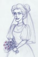 Here comes the bride by SerifeB