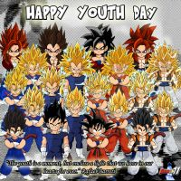 Youth Force!!! by Dairon11
