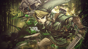 Link from the Zelda games by sweet5050