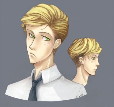 Charles Ross - OC by Lavi-Li