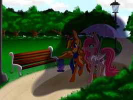 Day Time Stroll by chris9801