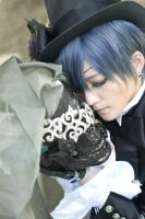 Ciel Phantomhive by clamp90357