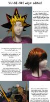 Yugioh wigs: edited by Malindachan