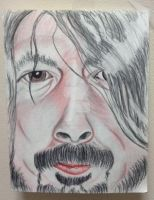 Dave Grohl by cleverquandary
