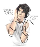 Darren Criss by soulxconspiracy