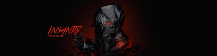 Proxer Header Tokyo Ghoul by Maukazz by Maukazz