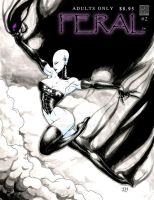 Feral 2 cover by lvl9Drow