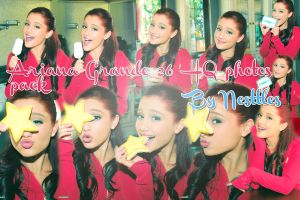 Ariana Grande 26 HQ photos pack. by Nesttles