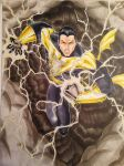 Black Adam by Lionzstorm