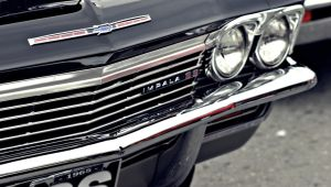 65 Impala Detail by FrancesColt