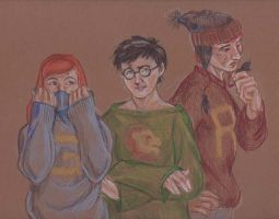 Weasley Wear by NicoPony