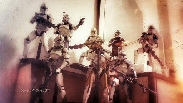 For The Republic by tribalcast