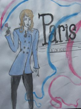 Paris by Copperwulf