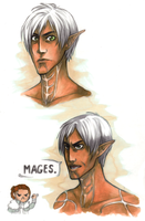 MAGES. by meggiefox