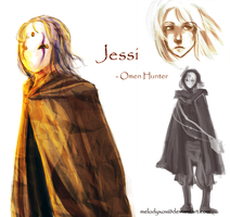 Original character_Jessi by MelodyXoX