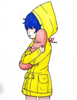 This is mine [Little Nightmares]  by Soulfire402