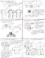 Tutorial-Male Torso by demonsaya