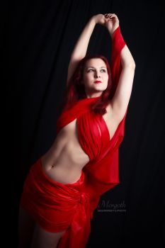 Assay in Red by morgoth87