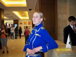 Riza cosplay by Angelicstubborness