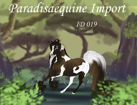 Paradisa Import 019 by LiaLithiumTM