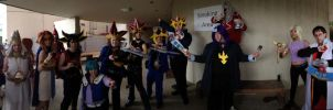 Yugioh Cosplay Panorama by ZoologyKaM
