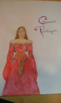 Guinevere Pendragon by Emix3m