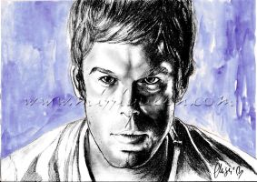 Darkly Dreamin' Dexter by ViolentSexAddict