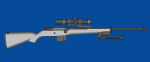 Blue Arms  762 Scout by andyshadow26