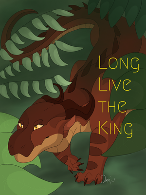 Long Live the King Cover by Omniwings