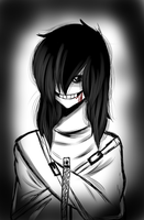 Jeff The Killer by Dulcedy