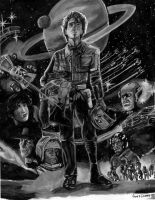 The Last Starfighter by Eric--Draven