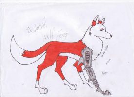 Fang the metal wolf by white-fang-demon