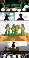 TMNT - Guessing Game by Myrling