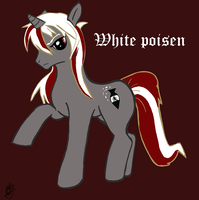 White poisen by ghostwolfen