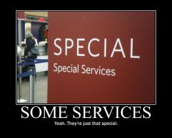 Special Services by suzukeii