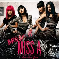 Miss A - Break It Cover by 0o-Lost-o0
