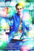 Austin Mahone ID +Blue Sky by aaleLeonator