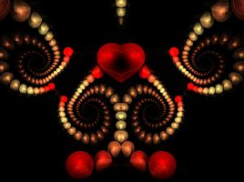 Heart Tentacles by beeper52