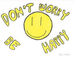 Don't Worry Be Happy by Ristar3487