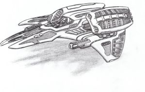 Superiority fighter by ghshaw