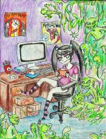 Quit playing games- ova by Coraline-176