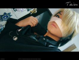 Reita : Taion : by ShiroiGarazu