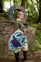 Link Cosplay by thatbloodypirate