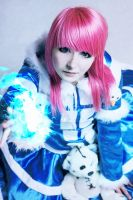 League of Legends - Frostfire Annie cosplay 02 by CZSKLoLCosplayers