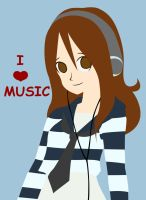 I heart Music by Pisces1090