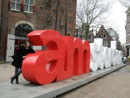 I Amsterdam by Fractal-Kiss