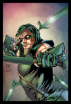 Green Arrow by Furlani
