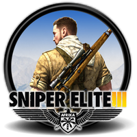 Sniper Elite III - Icon by Blagoicons