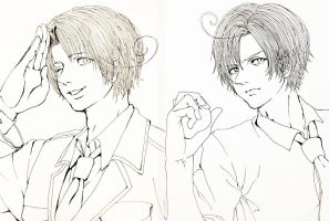 APH-Italy brothers by 0sachiko0